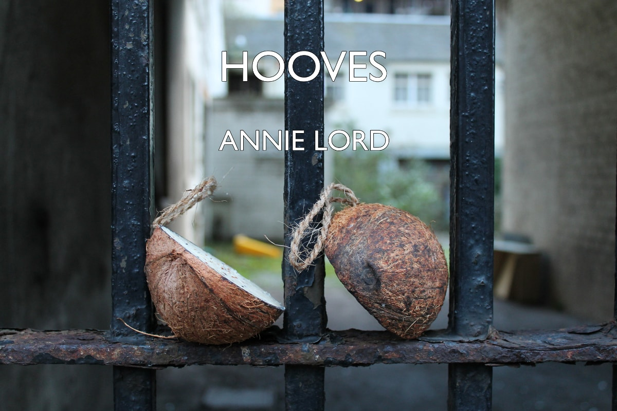 Hooves Poster (Annie Lord)